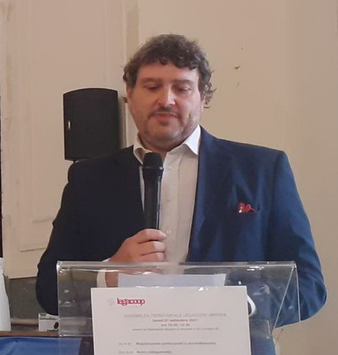 Fabio Musso è stato eletto nuovo coordinatore di Legacoop Liguria a Imperia e Savona