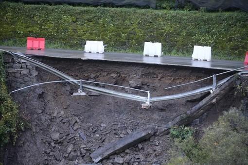 Rocchetta Nervina: il paese è sempre isolato, in arrivo i rocciatori per allestire il passaggio pedonale alternativo