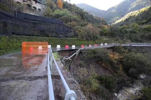 Rocchetta Nervina: sarà un ponte a noleggio la soluzione per un anno sulla SP69, intervento della Provincia