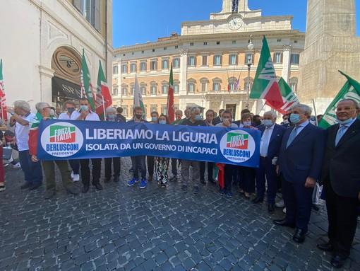 """Caos autostrade in Liguria: Bagnasco e Cassinetti (F.I.) """"Situazione insostenibile e danno economico incalcolabile"""""""