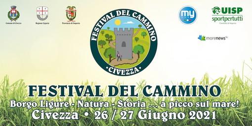 Civezza: a fine giugno appuntamento per gli escursionisti con la prima edizione del 'Festival del cammino'