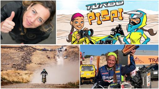 """Imperia: """"Never stop dreaming"""", la pilota Francesca Gasperi sogna la Dakar"""