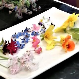 """I """"fiori nel piatto"""" del progetto Antea protagonisti anche su France 2"""