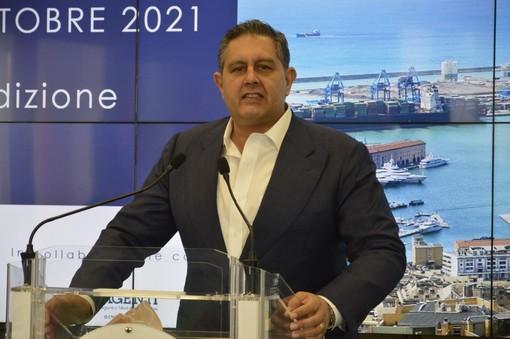 """Zona rossa, botta e risposta Toti-Camiciottoli (Lega), il governatore """"Non c'è bisogno di prese di posizione scollegate dalla realtà"""
