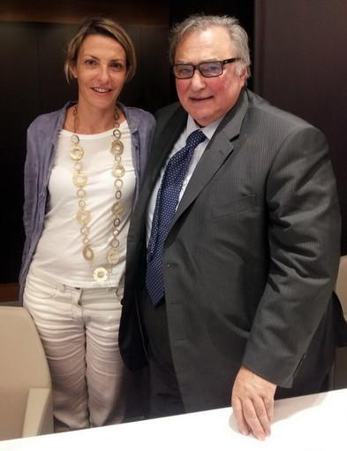 Barbara Biale e Giulio Sapelli