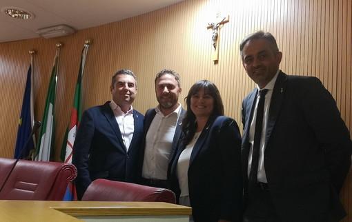 L'imperiese Alessandro Piana (Lega) confermato presidente dell'Assemblea legislativa della Liguria