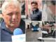 """Imperia: diverbio tra l'assessore Gagliano e Antonio Carli per gli scivoli per disabili in via Cascione """"Posizioni differenti manifestate con toni accesi"""" (Foto)"""