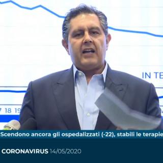 """Coronavirus: annuncio del Presidente Giovanni Toti """"Domani riunione col governo per concordare la fase tre"""" (video)"""