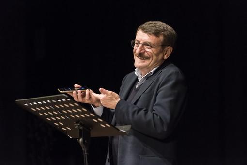 Giacomo Poretti al teatro Comunale di Ventimiglia