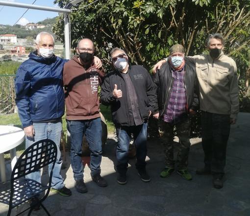Imperia: secondo intervento dell'Harley Davidson Italian Club Liguria a Casa Famiglia Pollicino