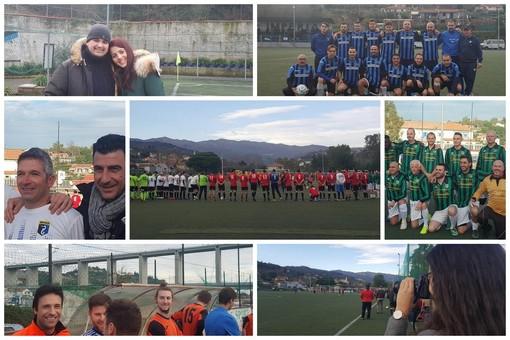 Calcio amatoriale: grande partecipazione ad Imperia per la quarta edizione de 'Il Cuore in campo'