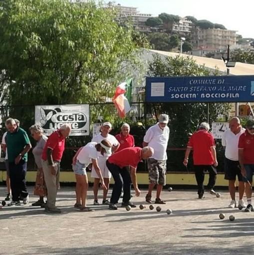 Santo Stefano al Mare: una bella giornata tra bocce ed amicizia con la bocciofila 'Turati' di Moncalieri