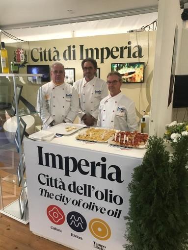 Ineja Food presente a Olioliva 2019 con il raviolo allo stocco e le tradizioni enogatronomiche di Imperia