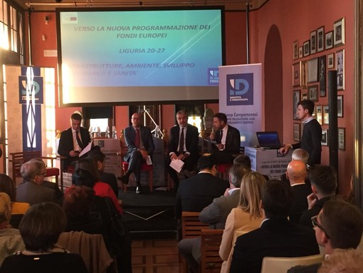 Imperia: programmazione dei fondi europei dal 2020 al 2027, oggi a Villa Grock l'incontro della Lega (Foto e Video)