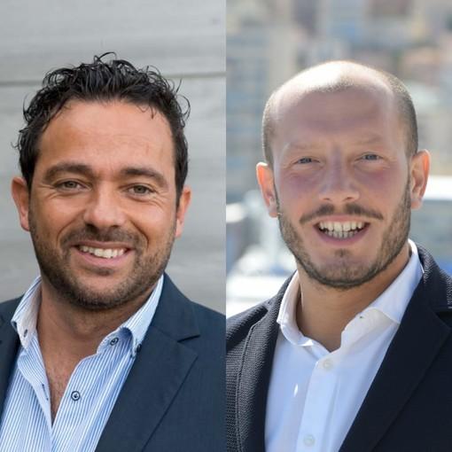 Enrico Ioculano e Armando Sanna