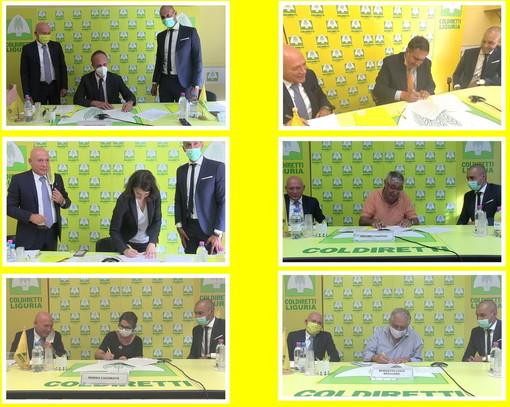 Elezioni Regionali: presentato il documento 'Traiettorie di futuro dalla terra al mare' ai candidati alla presidenza
