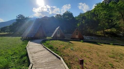 Dal cuneese: inaugurata la gestione del Parco Archeologico di Valdieri (Foto e Video)