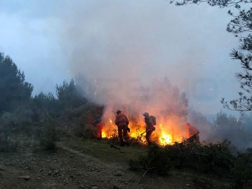 Dal 18 settembre cessa anche nella nostra provincia lo stato di grave pericolosità degli incendi boschivi