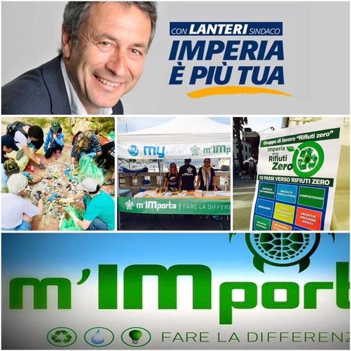 Imperia: il candidato Sindaco Luca Lanteri coglie le istanze del Comitato m'IMporta