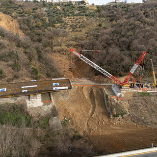 24 novembre 2019: l'anno scorso il crollo del viadotto dell'A6 Torino-Savona