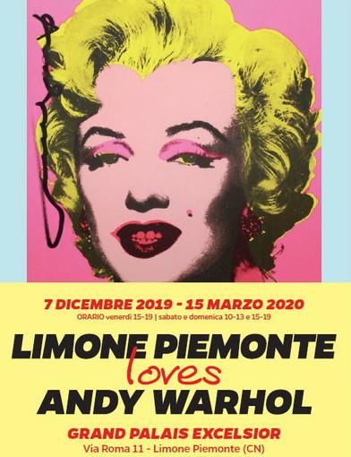 Limone Piemonte: sono oltre 80 le opere di Andy Warhol che limonesi e turisti potranno ammirare dal 7 dicembre fino al 15 marzo 2020