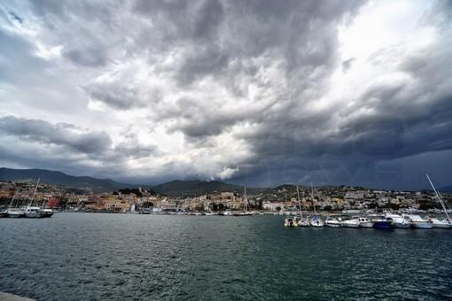 Maltempo sulla nostra provincia: scesi tra i 30 e i 40 mm sulla costa, picco a Colle d'Oggia con 55