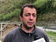 Il sindaco di Triora, Massimo Di Fazio