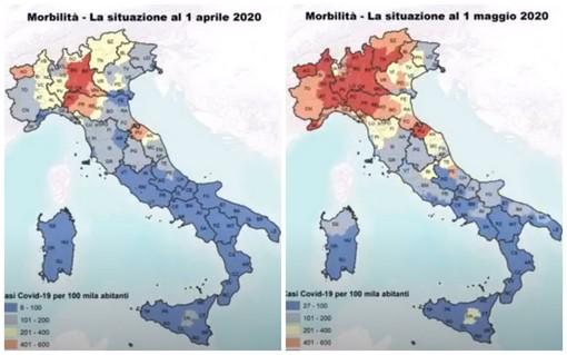 Studio dell'Università Bicocca di Milano: la nostra provincia ha superato come numero di contagi in proporzione alla popolazione anche il Veneto