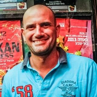 Marco Antei, presidente di Mia Arcigay