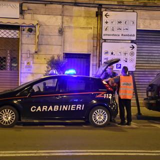 Aveva rubato un'auto a Santo Stefano al Mare: fermato dai Carabinieri in stato di ebbrezza ad Alassio