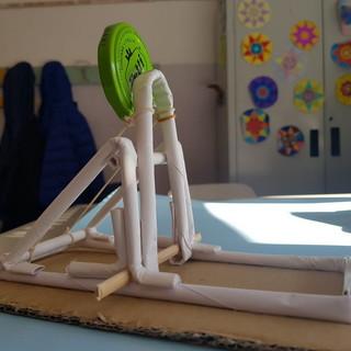 Imperia: presentati alla scuola 'Sauro' le opere di meccanica ispirate ai disegni di Leonardo Da Vinci