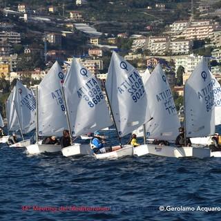 Sanremo: quasi 100 velisti per il 36° Meeting Internazionale del Mediterraneo organizzato dallo Yacht Club