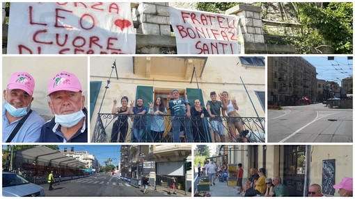 Milano-Sanremo 2020: la corsa sta per entrare in Liguria, nella città dei fiori cresce l'attesa e il traffico è sotto controllo (Foto)