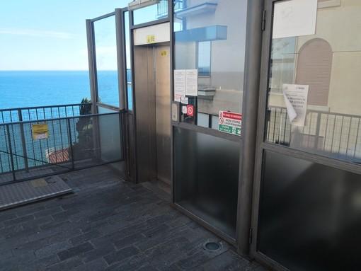 """Imperia: nuovo annuncio dell'amministrazione sugli ascensori """"Entro fine marzo tutti e tre funzionanti"""""""