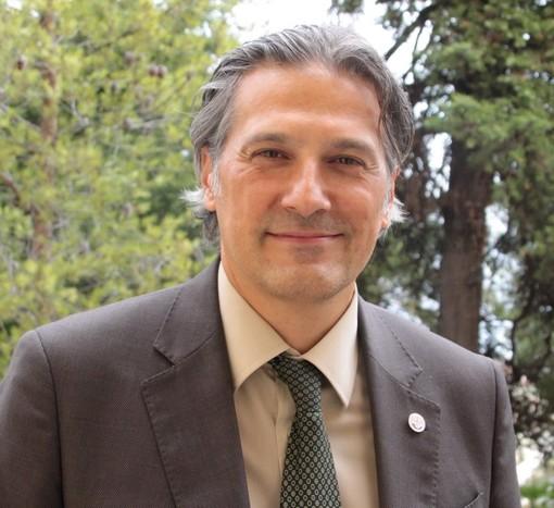 Stefano Mai, assessore regionale all'Agricoltura