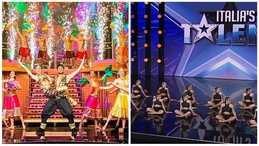 Terzo posto per 'Black Widow' della scuola di danza di Vallecrosia alla finale di 'Italia's Got Talent'