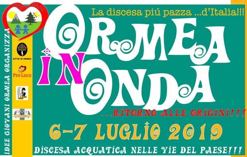 Nel primo weekend di luglio torna l'appuntamenti 'Ormea in onda' ovvero la 'Discesa più pazza d'Italia'