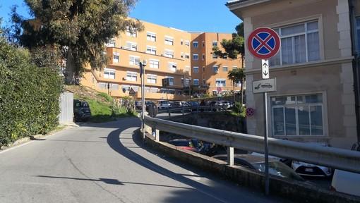 Il padiglione 'Castillo' dell'ospedale Borea