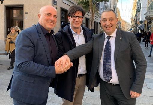 Imperia: Paolo Strescino torna in politica, è il nuovo responsabile regionale del dipartimento degli enti locali di Fratelli d'Italia