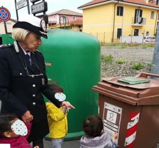 Diano Marina: terminato il progetto di educazione stradale e di educazione all'ambiente