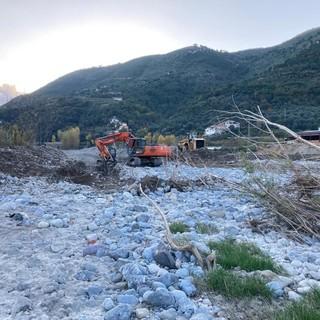 Ventimiglia: un lavoro da un milione di euro per riportare le falde del Roya a funzionare come prima