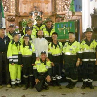 San Bartolomeo al Mare: ritiro pacchi della colletta alimentare da lunedì alla Protezione Civile