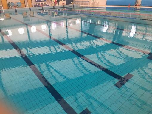 Imperia: la piscina si fa bella, la Rari Nantes apre la segreteria alla Cascione e avvia tutte le attività