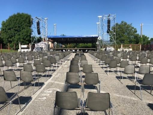 Conto alla rovescia per un'estate di eventi: all'Arena di Cuneo vanno in scena teatro, musica e cabaret