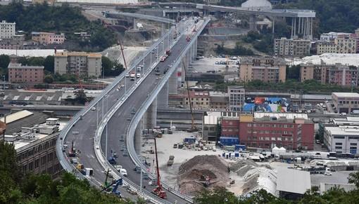 Il nuovo ponte 'San Giorgio'