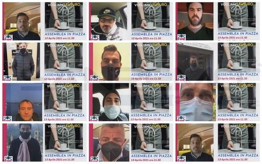 Domani assemblee in piazza della Fipe: Per la Liguria l'appuntamento è a Genova in piazza della Vittoria