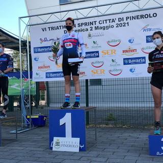 Buoni risultati domenica scorsa a Pinerolo per la prima gara della stagione per la 'Riviera Triathlon 1992'
