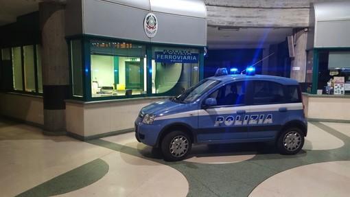 Sanremo: gli agenti della Polfer ritrovano in stazione una minore scappata da casa a Pieve di Teco