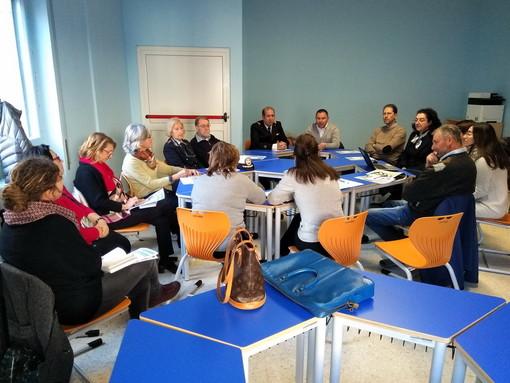 Diano Marina: primo incontro dell'eco-comitato del programma 'Eco-schools' (Bandiera verde) all'istituto comprensivo (Foto)