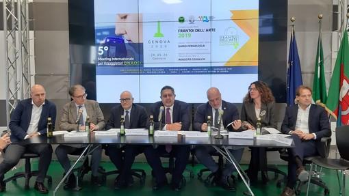Genova: da venerdì a domenica la 5a edizione del Meeting Internazionale dell'Organizzazione Nazionale Assaggiatori Olio di Oliva (Video)
